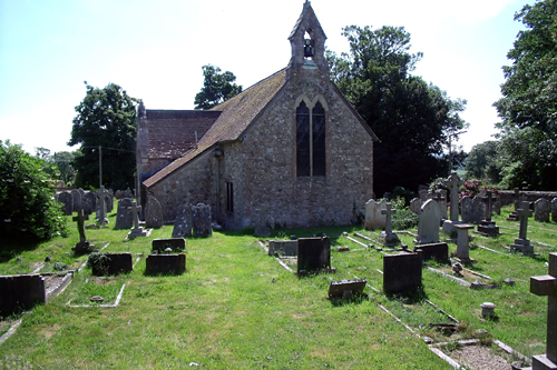 Picture of St. Edmunds Church